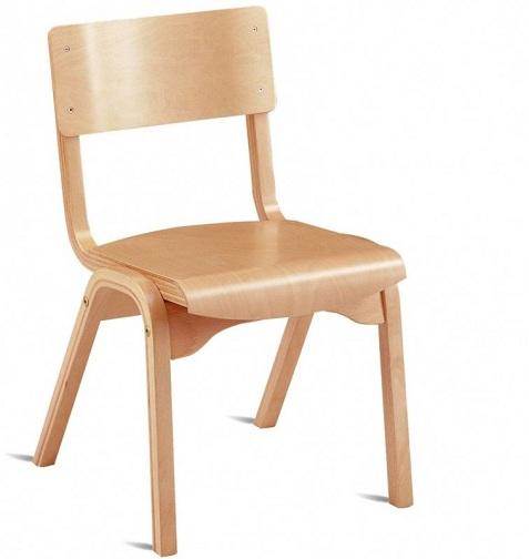 Plastic School Chair