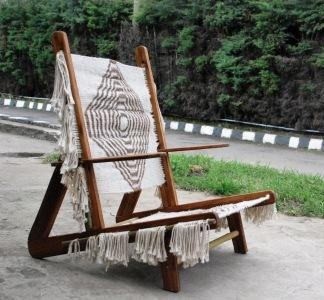Relaxing Bamboo Chairs