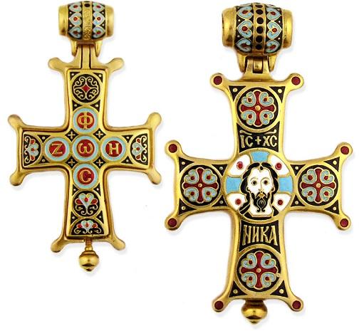 Relic Cross Locket
