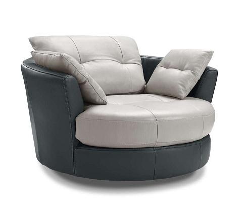 Round Arm Chair