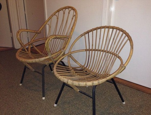 15 Modern And Stylish Bamboo Chairs