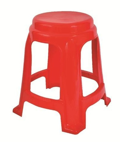 Round Plastic Chair