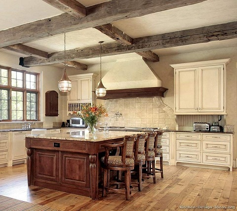 Beautiful White Rustic Kitchens 9 latest and beautiful white kitchen designs with images