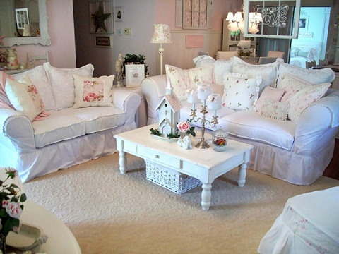 Shabby chic designs