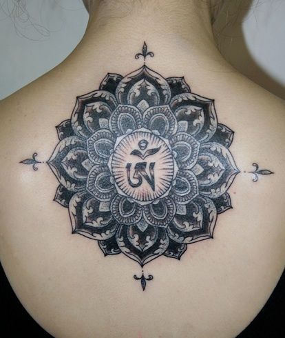 mandala tattoo designs