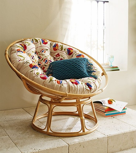 Small Cushion Chair