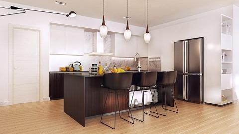 Small luxury kitchen