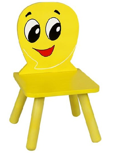 Smiley School Chair