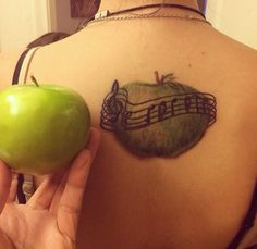 Soothing Beatles Tattoo Design