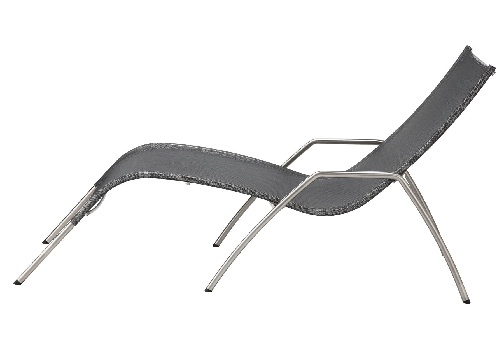 Steel Deck Chairs