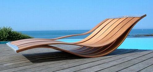 Stylish Outdoor Lounge