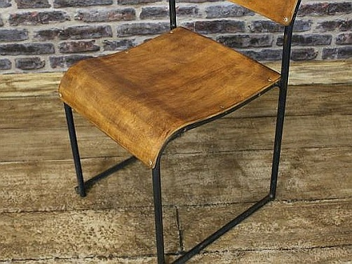 Traditional Stacking Chairs