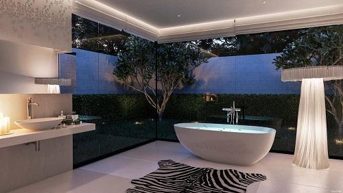 Trendy Bathrooms