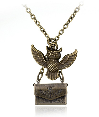 Trendy Owl Theme Locket