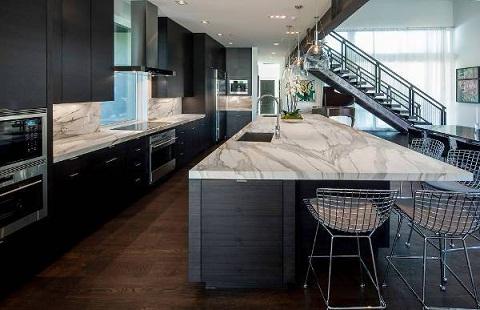 Trendy Pattern kitchen designer