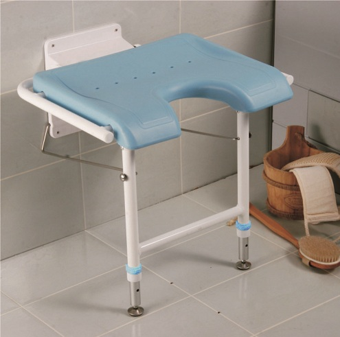 Trendy Wall Mounted Bathroom Chair