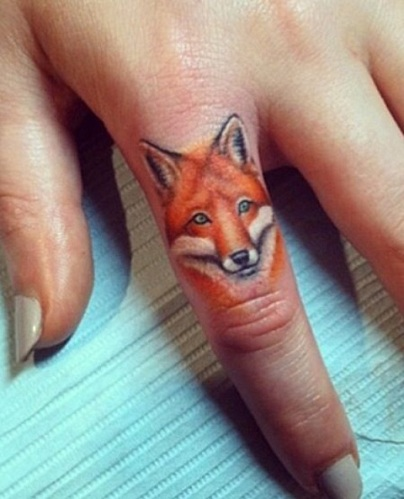 9 Cute And Simple Fox Tattoo Designs For Men And Women Styles At Life