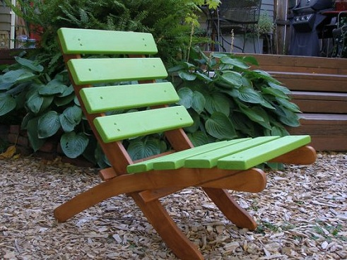 Unique Outdoor Deck Chairs