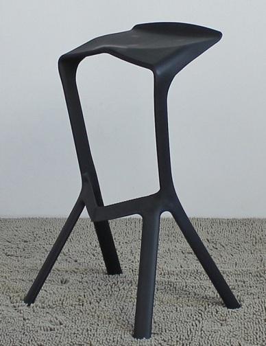 Unique Shark Shaped Bar Chair