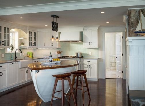Unique StyleDesigner kitchen