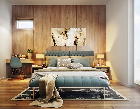48 Modern Contemporary Bedroom Wall Designs Awesome Bedroom Wall Design
