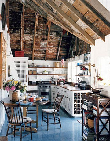 Yacht style designed Kitchen