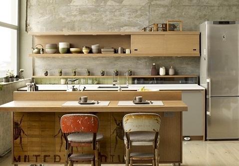 Zen Design Kitchen