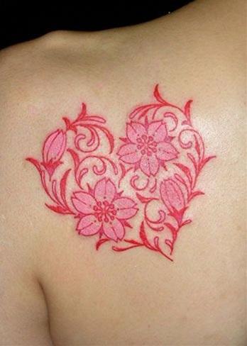 Adorable Printable Tattoos Design
