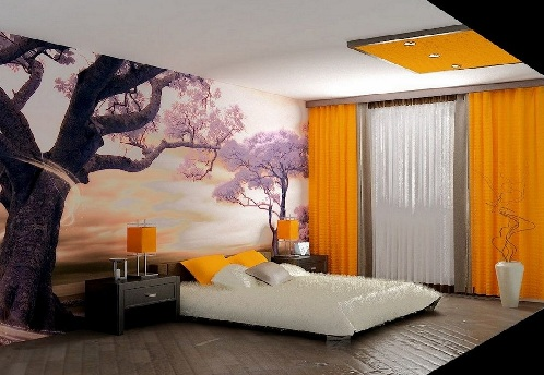 Asian Bedroom Designs