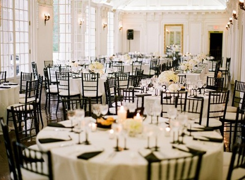 Banquet Hall Chiavari Chairs