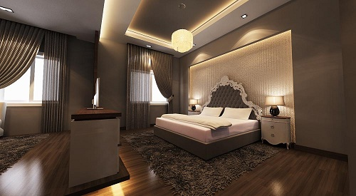 Bed Room Lighting Ideas
