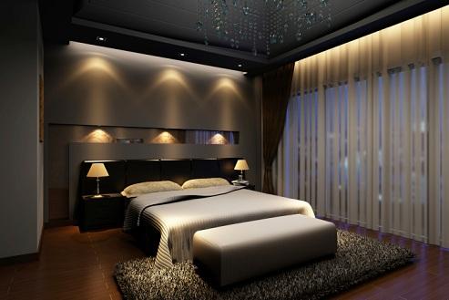 Bedroom Design at Glans