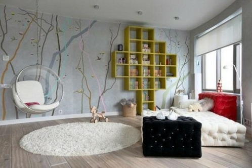 Bedroom Hanging Chairs