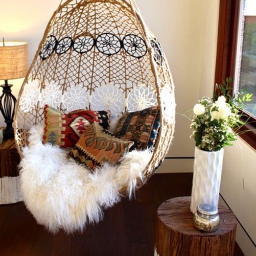 Boho Hammock Chair