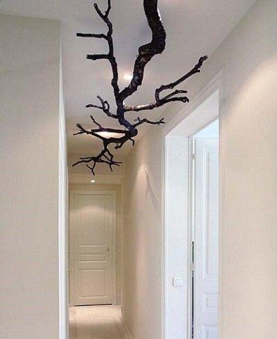 Top 9 Beautiful Hallway Ceiling Lights - Branch light design