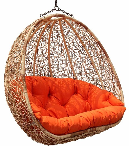 Cane Basket Chair