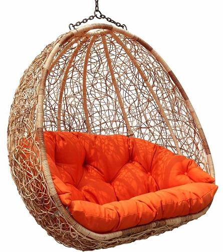 Cane Basket Chair
