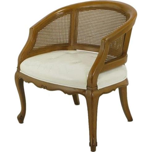 Cane Circular Chair: