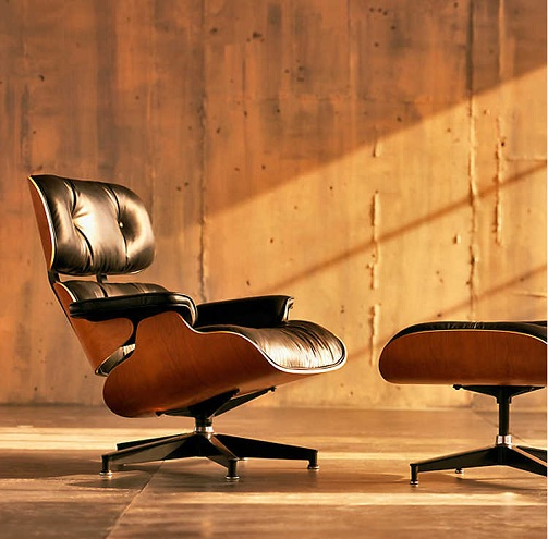 Comfortable Long Eames Chairs
