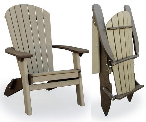 Compact Adirondack Chairs