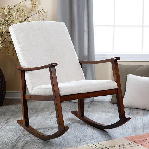 9 Best & Comfortable Nursing Chairs - Contemporary Nursery Chair