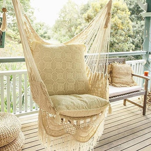 Crochet Hammock Chair