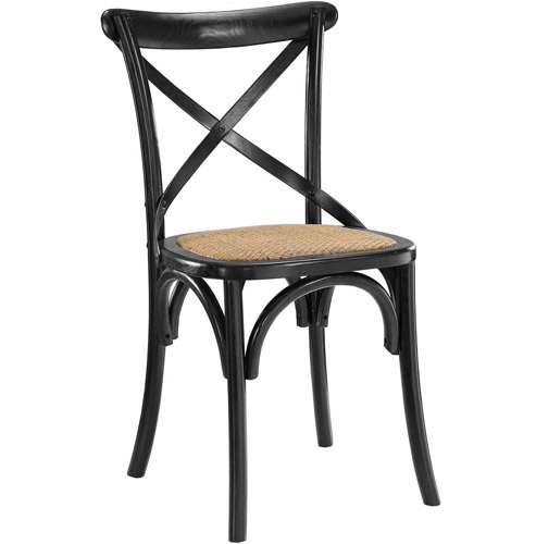 Cross Back Kitchen Chair