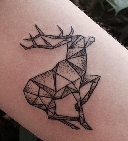 geometric tattoos design ideas
