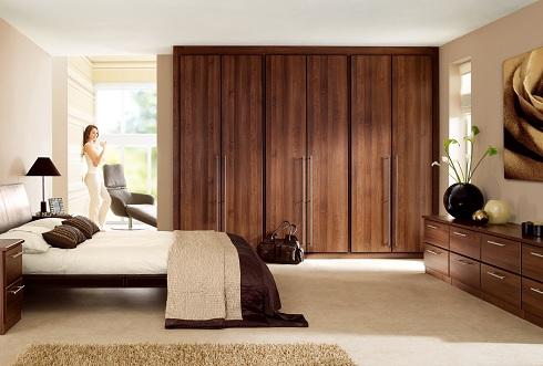 Designer Cabinets for Bedroom