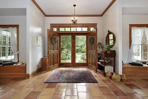 9 Best & Modern Hall Door Designs - Double Sided Front Door Design