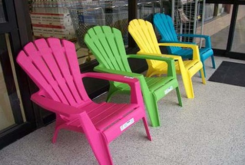 Economical Adirondack Chairs