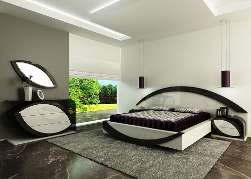 Eye Shaped Bedroom Furniture