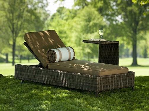 Fancy Outdoor Lounge