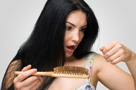 Hair loss troubling you